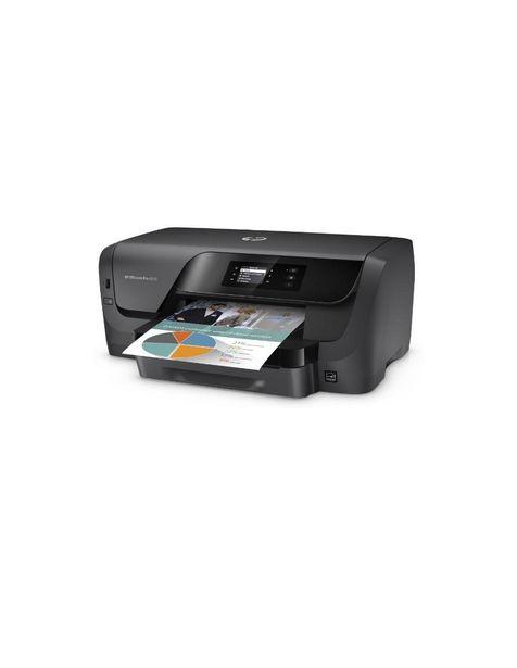 Oferta de Impresora HP Inyec Ofjet Pro HP 8210 negro Wi-Fi por $2449