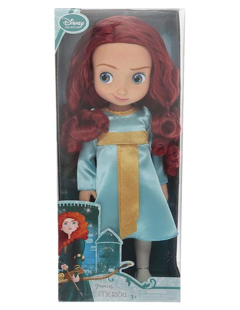 Oferta de Muñeca Disney Collection Merida por $479.2