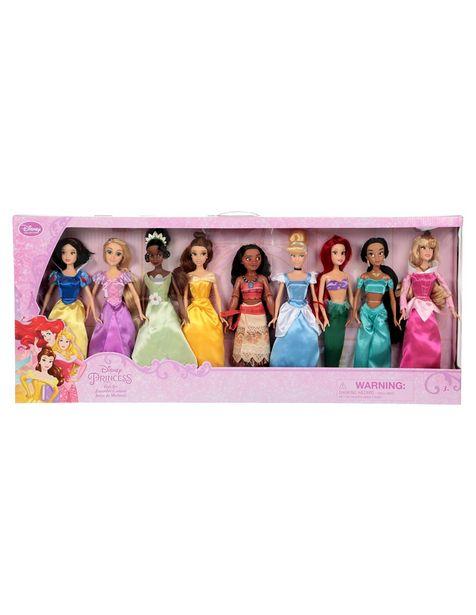 Oferta de Set de Muñecas Disney Collection Princesas por $1889.3