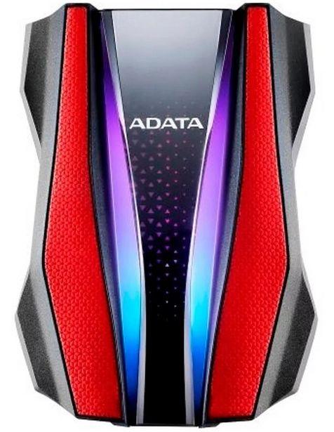 Oferta de Disco duro externo Adata capacidad 1 TB por $2074.34