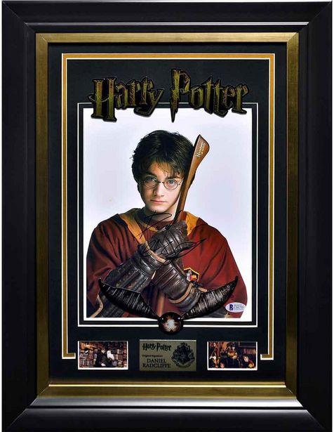 Oferta de Autógrafo Daniel Radcliffe Harry Potter, Logos Rockers Autographs, Fotografía 8x10 Pulgadas por $30729.87