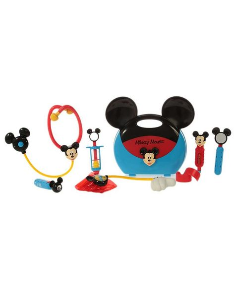 Oferta de Set de Doctor Disney Collection Mickey Mouse por $599.2