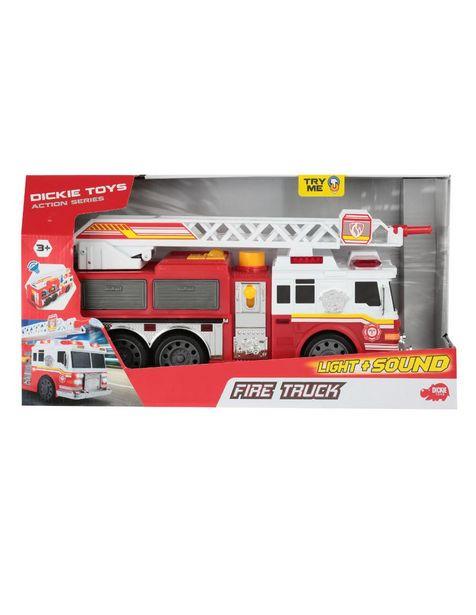 Oferta de Camión de Bomberos Dickie Toys por $594.15