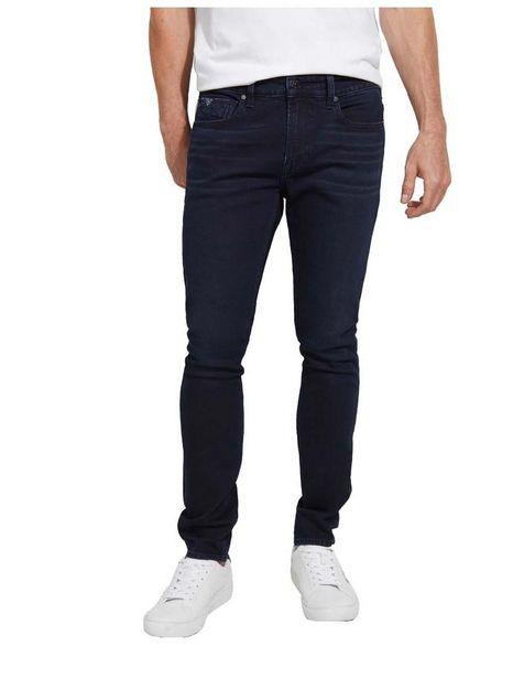 Oferta de Jeans Skinny Guess WALTON Obscuro por $1436.5
