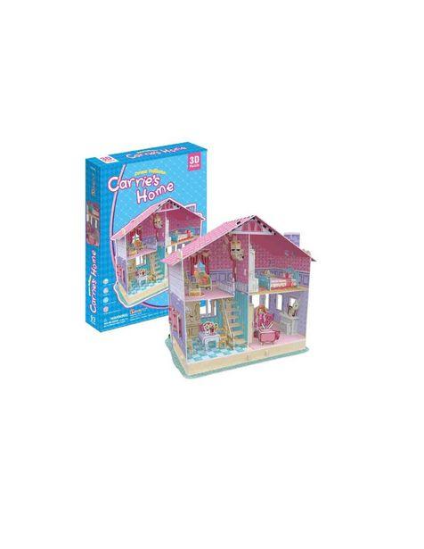 Oferta de Rompecabezas 3D Dollhouse Carries Imori Kits por $369