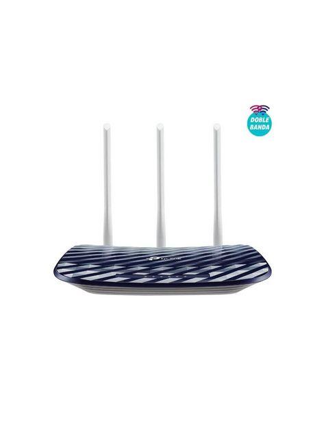Oferta de Router Inalámbrico TP-Link Archer C20 AC750 Dual Band 802.11AC 750Mbps por $735
