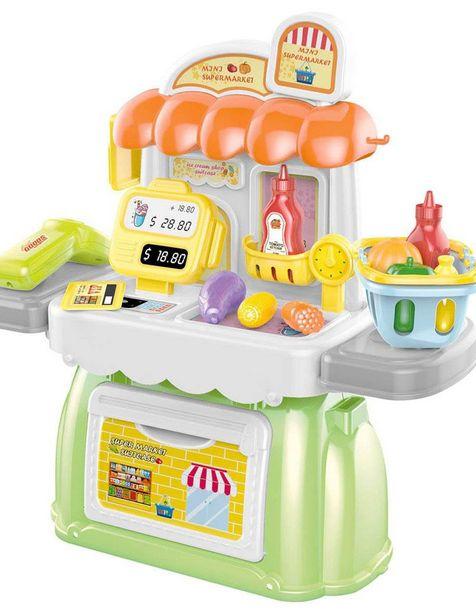 Oferta de Set Caja Registradora Toy Town por $296.65
