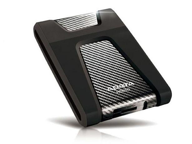 Oferta de Disco Duro Externo Adata HD650 1TB negro 2.5 Antishock USB 3.0 por $1250