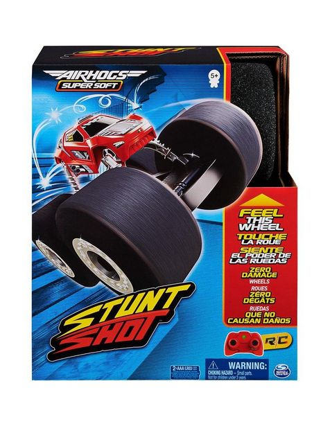 Oferta de Coche a Control Remoto Stunt Shot Spin Master Air Hogs por $806.65