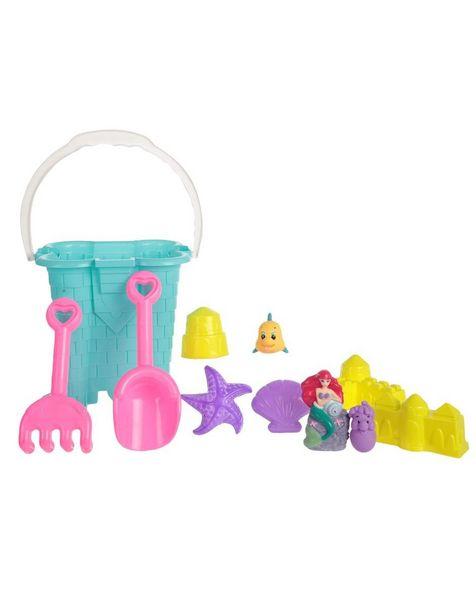 Oferta de Cubeta de Playa Ariel Disney Collection por $230.3