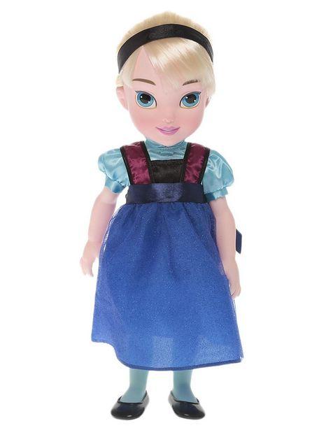 Oferta de Muñeca Disney Collection Toddler Elsa por $479.2