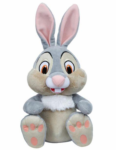 Oferta de Peluche Disney Collection Thumper mediano por $244.3