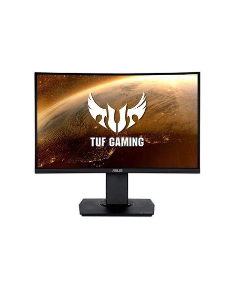 Oferta de Monitor Asus TUF Gaming VG24VQ 23.6 Curvo Full HD negro por $5190