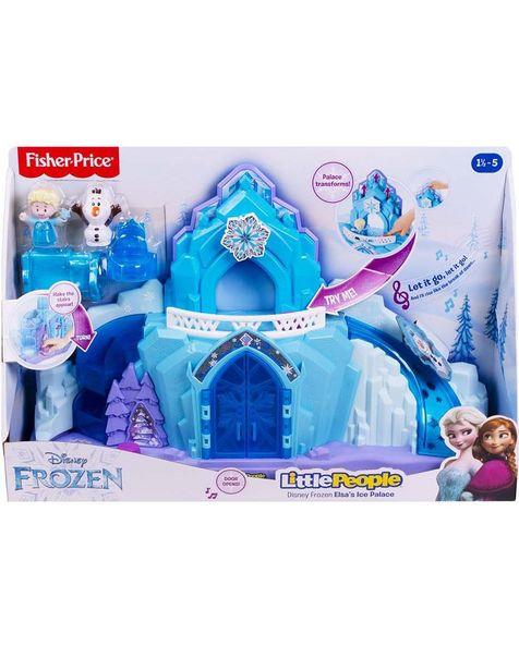 Oferta de Set Palacio de Hielo de Elsa Little People Frozen por $1231.3