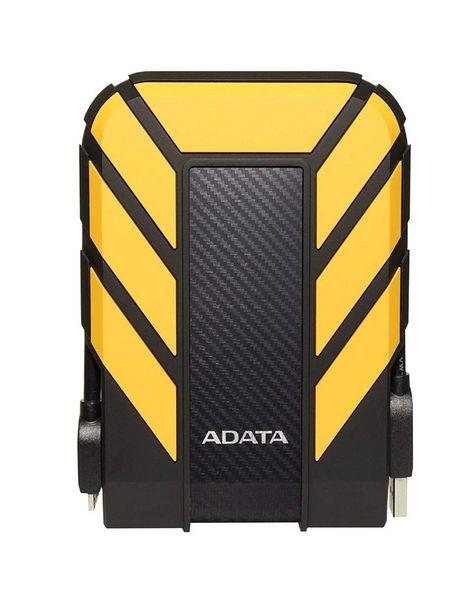 Oferta de Disco Duro Externo 1TB Adata HD710 Pro USB 3.1 Uso Rudo amarillo AHD710P-1TU31-CYL por $1319