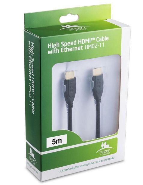 Oferta de Cable HDMI Green Mount HM02-11 por $404.1