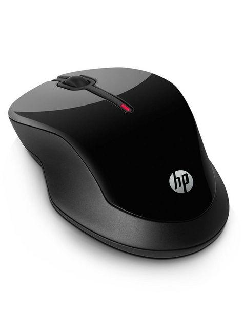 Oferta de Mouse Inalámbrico HP 3FV67AA negro por $335