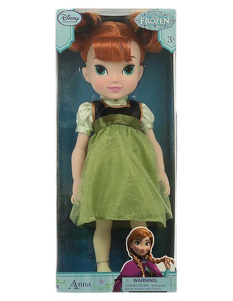 Oferta de Muñeca Anna Disney Collection Frozen por $479.2