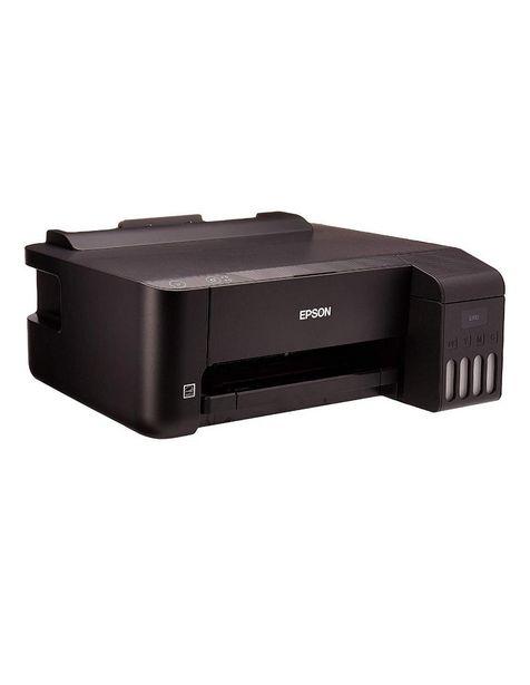 Oferta de Impresora Epson L1110 Ecotank Color 33 PPMN 15 PPMC C11CG89301 por $4799