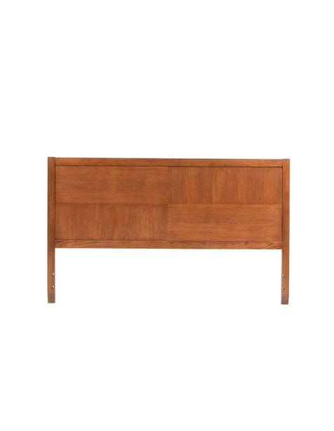 Oferta de Cabecera Dixy king size Garda Clásica de madera por $4290