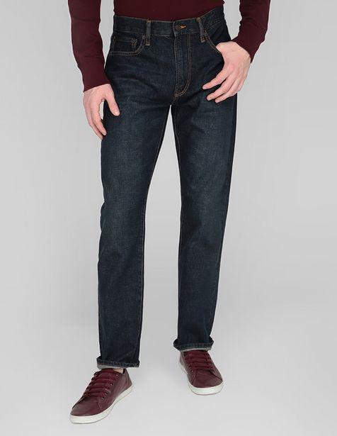 Oferta de Jeans straight Gap rinse por $849.15