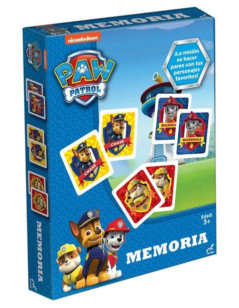 Oferta de Juego de Memoria Novelty Paw Patrol por $131.75