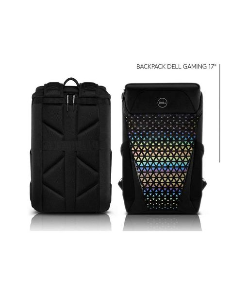 Oferta de Mochila para Laptop Dell Gaming 17 Pulgadas negra por $1019.15