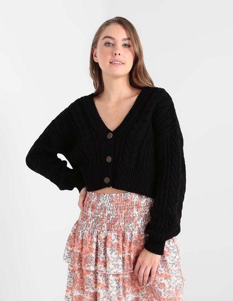 Oferta de Suéter Aéropostale tejido con botones por $499.5