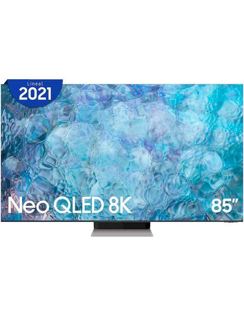 Oferta de Pantalla Samsung Smart TV de 85 Pulgadas 8K QN85QN900AFXZX por $274999