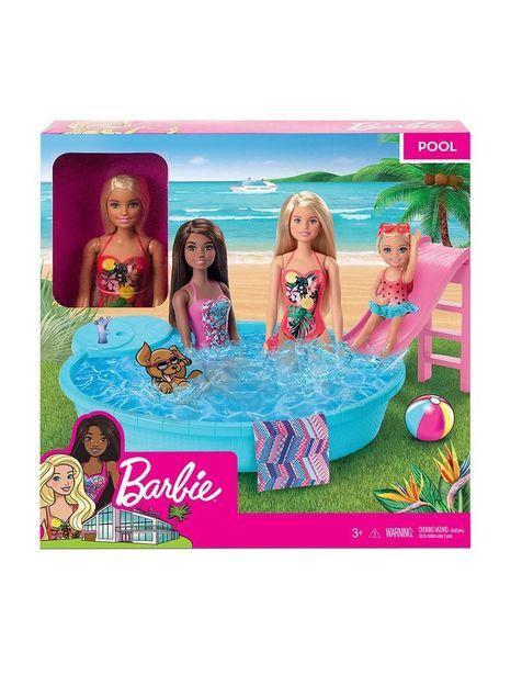 Oferta de Muñeca Barbie Piscina por $419