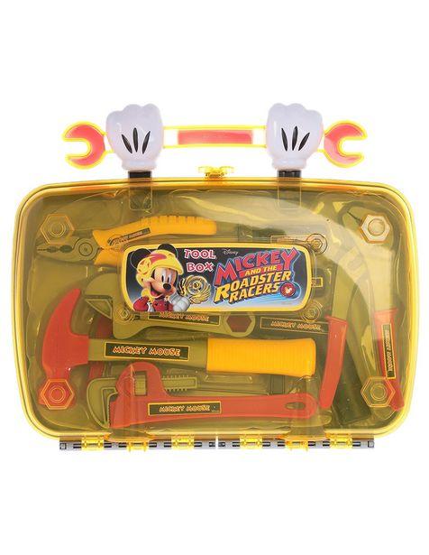 Oferta de Caja de herramientas Disney Collection Mickey Mouse por $489.3