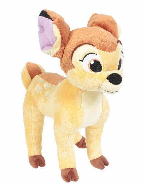 Oferta de Peluche Bambi Disney Collection por $194.35