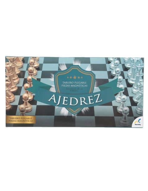 Oferta de Ajedrez Novelty por $135.2