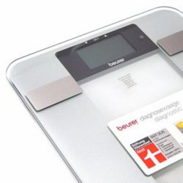 Oferta de Beurer BG-13 Bascula diagnostico LCD pantalla XL por $709