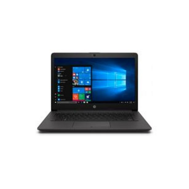 "Oferta de LAPTOP HP 245 G7 AMD RYZEN 3-3300U 8GB 1TB 14"" W10H (168U1UP) por $16999"