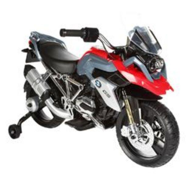 Oferta de Montable Eléctrico Moto BMW Prinsel 1256 Rojo por $3799