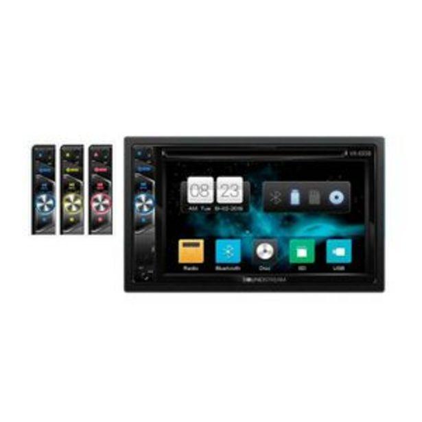 Oferta de Autoestéreo Soundstream Commando G3 VR-655B por $5499
