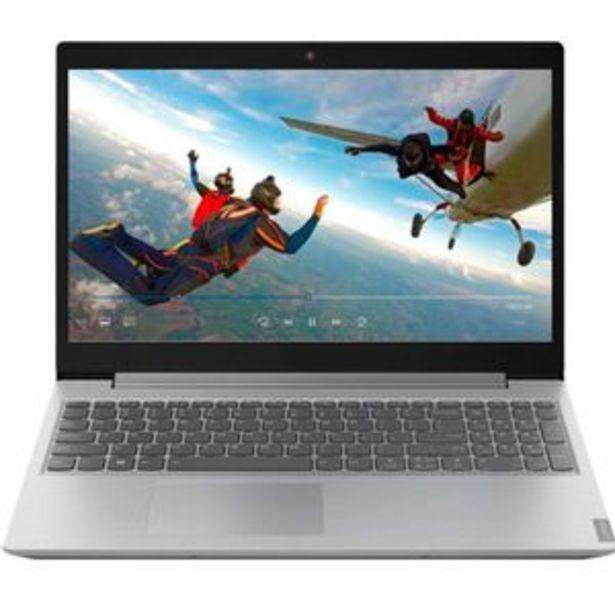 Oferta de Laptop 15.6 Lenovo AMD Ryzen 5 5-3500U IdeaPad L340-15API por $14499