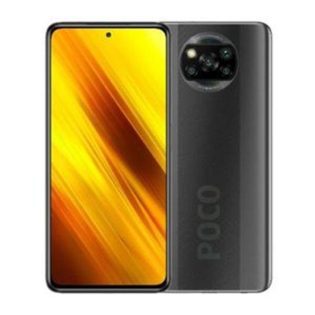 Oferta de Xiaomi Poco X3 128GB Desbloqueado - Gris por $6680