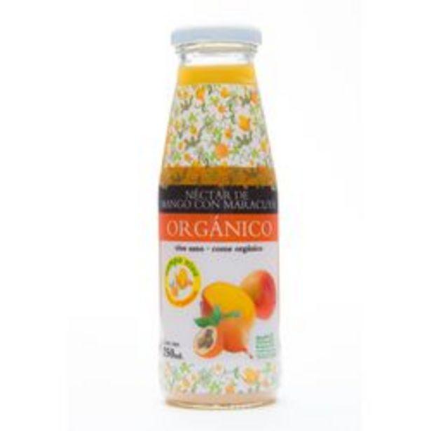 Oferta de Néctar De Mango Y Maracuya Organico Campo Vivo por $21