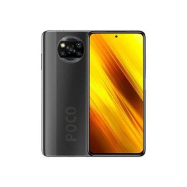 Oferta de Xiaomi Pocophone X3 128GB Negro por $6449