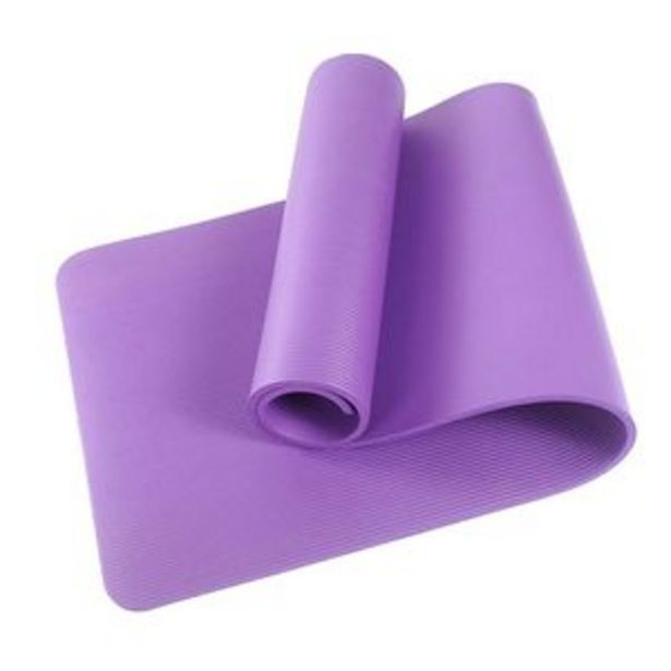 Oferta de Tapete Be-leaf Para Yoga/meditación/pilates - Purpura por $499