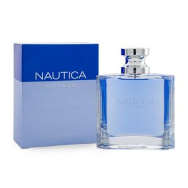 Oferta de Nautica Voyage 100 ml Edt Spray de Nautica por $499