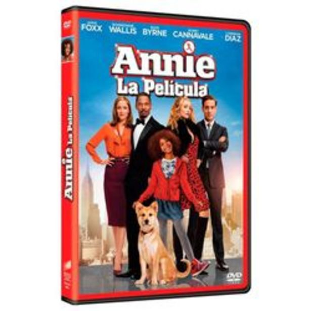 Oferta de Annie DVD por $29