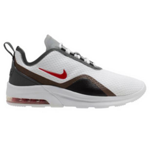 Oferta de Tenis Nike Air Max Motion 2 ES1 Classic Wht/Blk/Rd M por $1699