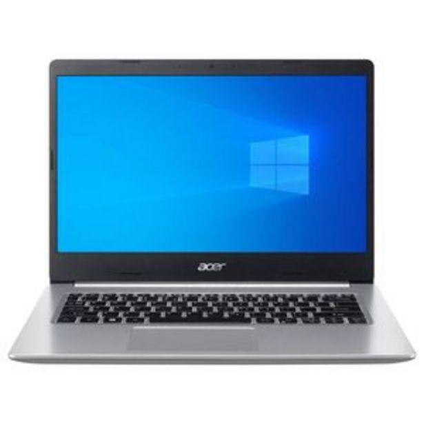 Oferta de Laptop Acer Aspire 5, Procesador Intel Core i7 8565U hasta 4.60GHz, Memoria de 8GB DDR4, Disco Duro por $21999