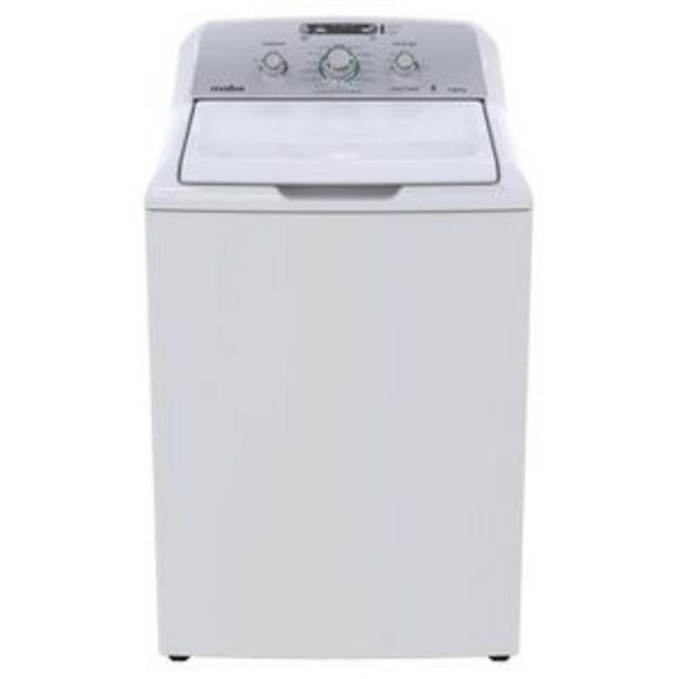Oferta de Lavadora Automática Mabe LMH78103SBAB0 18Kg Blanca por $7999
