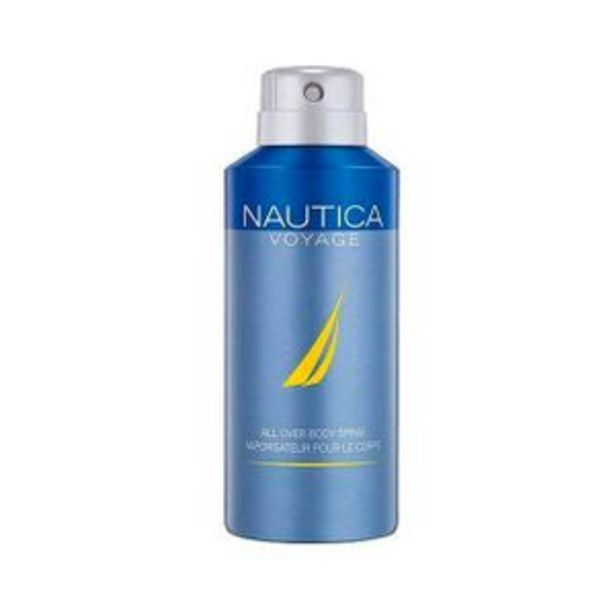 Oferta de Desodorante Nautica Voyage para Hombre de Nautica 150ml por $119