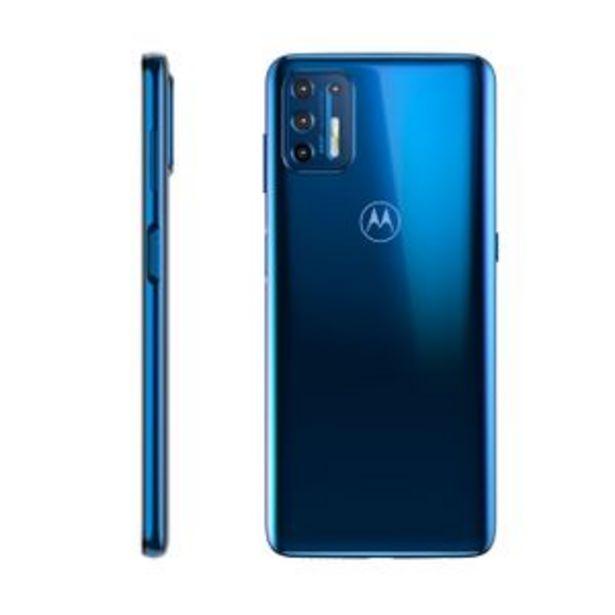 Oferta de Motorola Moto G9 Plus Dual 128GB Azul Índigo por $7160