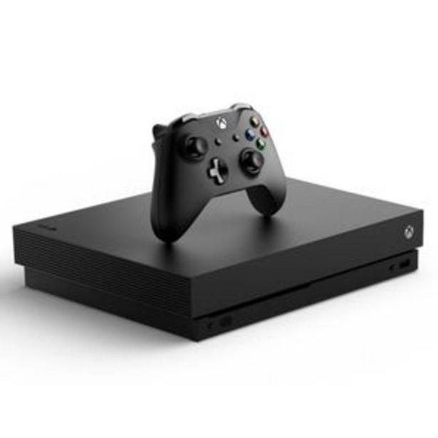 Oferta de Consola Xbox One X 1TB por $8999